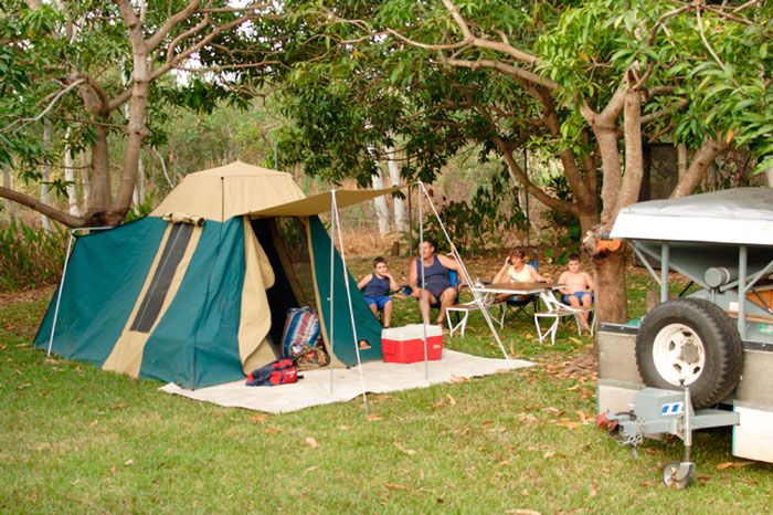 Must-Have List For Family Go Camping