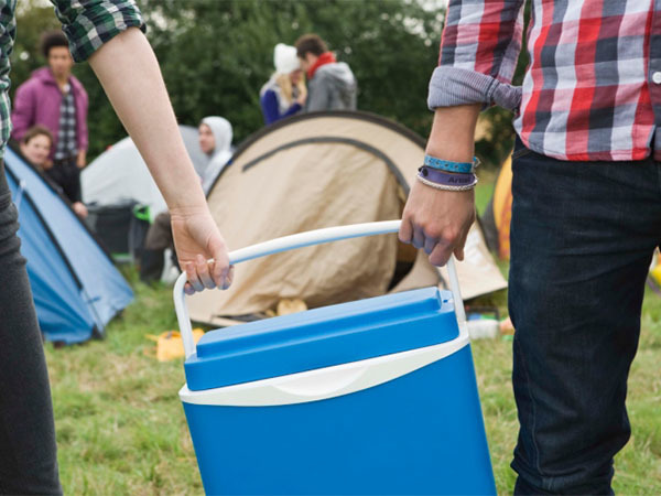 Tips to Keep Your Cooler Extra Cold in 5 days camping trip