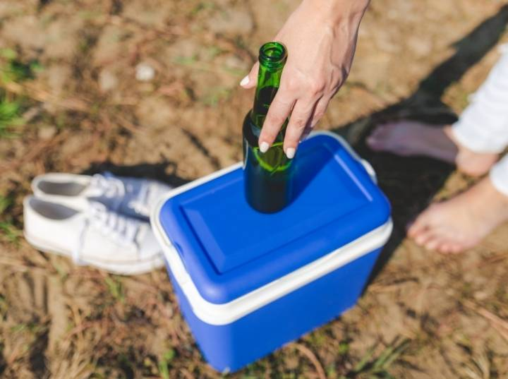 how to keep a cooler cold for 3 days