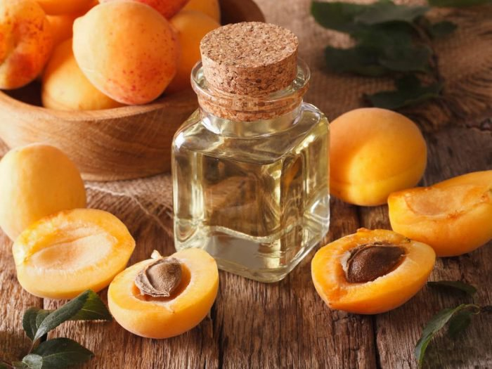 Apricot kernel oils for essential oils