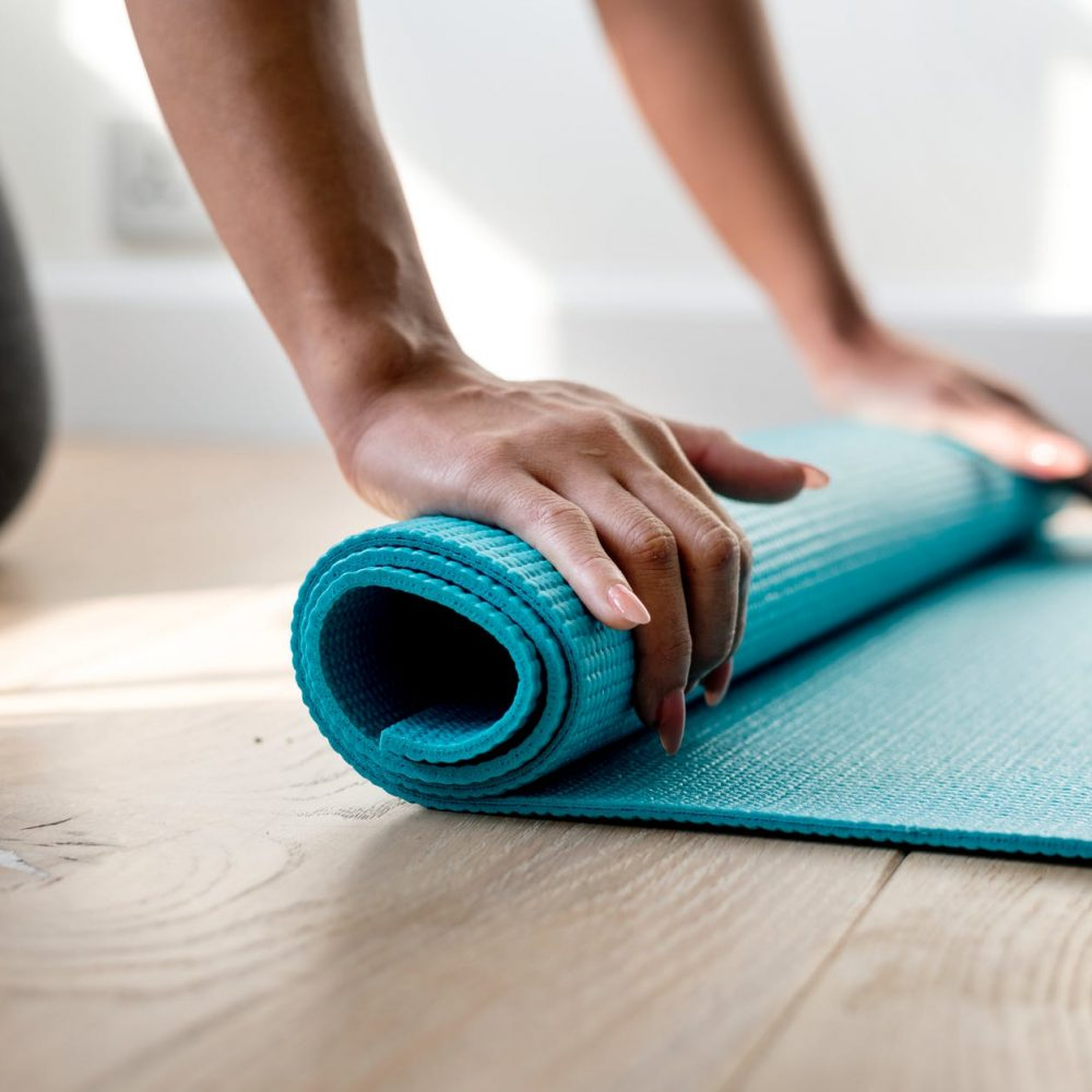 5 Best non-slip Yoga Mats for Hot Yoga & common FAQs