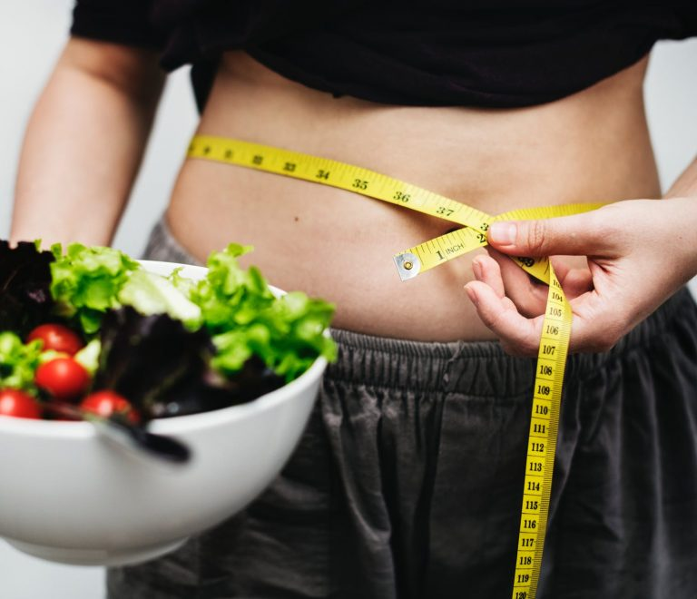 How did I lose weight without doing exercises