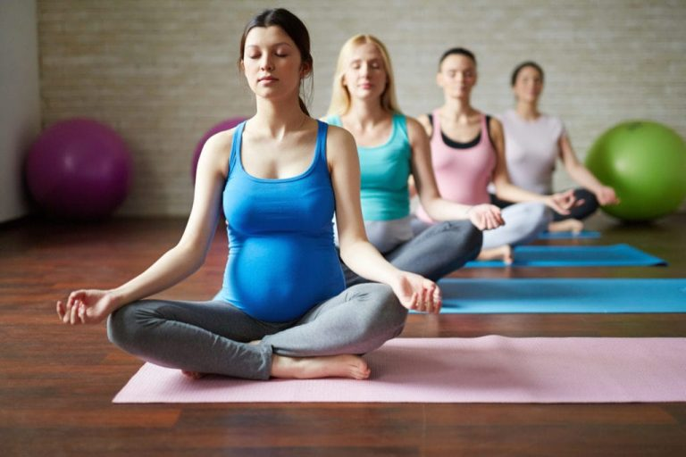 What kind of yoga is good for pregnancy